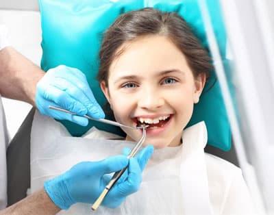 Зубные патологии у детей