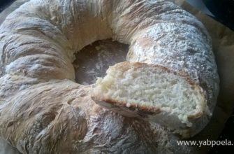 Домашний хлеб для всей семьи